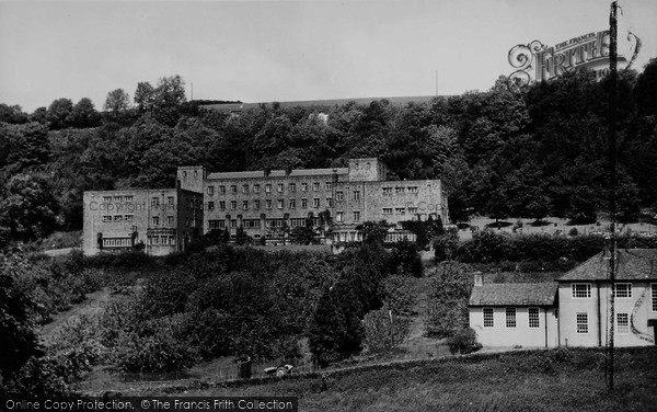 photo of ampleforth college bolton house c 1955