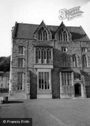 College c.1955, Ampleforth