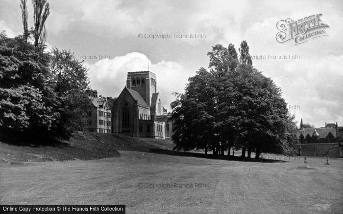 Photo of Ampleforth, College c.1955