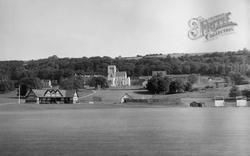 Ampleforth, College c.1955