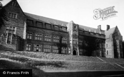 Ampleforth, College, Junior House c.1955
