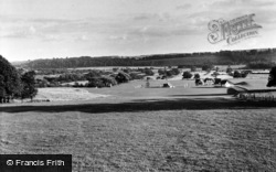 Ampleforth, College, Playing Fields c.1955