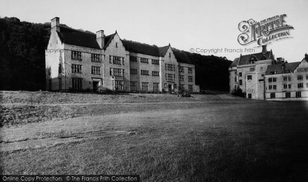 Photo of Ampleforth, College, St Cuthbert's c.1955