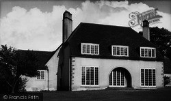 Ampleforth, College, St Oawalds Cottage c.1955