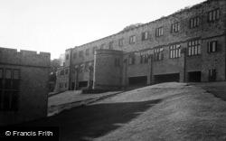 Ampleforth, College, Upper Buildings c.1955