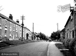 Ampleforth, Main Street c.1955