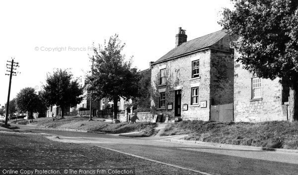 Photo of Ampleforth, Main Street c.1960