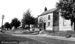 Ampleforth, Main Street c.1960