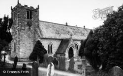 Ampleforth, St Hilda's Church c.1960