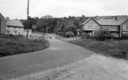 Ampleforth, Station Road c.1955