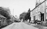 Ampleforth, The Village c.1955