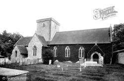 Amport, St Mary's Church 1898