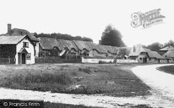 Amport, Village 1898