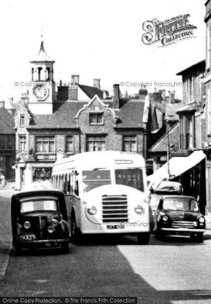 Photo of Ampthill, c.1955