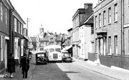 Ampthill, Church Street c1955