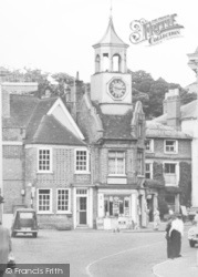 Ampthill, Clock Tower c.1960