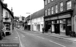 Dunstable Street c.1965, Ampthill