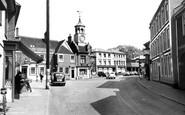 Ampthill, Market Place c1955