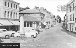 Market Place c.1960, Ampthill