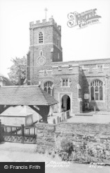 Ampthill, St Andrew's Church c.1960