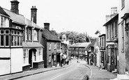 Ampthill, Woburn Road c.1955