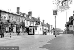 Woburn Street c.1955, Ampthill