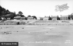 Amroth, From The Beach c.1955