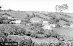 Amroth, General View c.1955