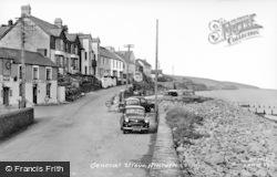 Amroth, Seafront c.1960