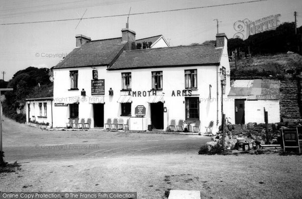 Amroth, The Amroth Arms c.1965