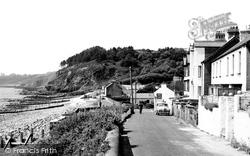 Amroth, The Beach c.1960