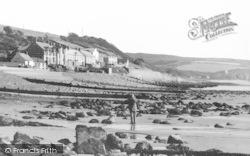 Amroth, The Beach c.1965