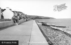 Amroth, The Promenade c.1960