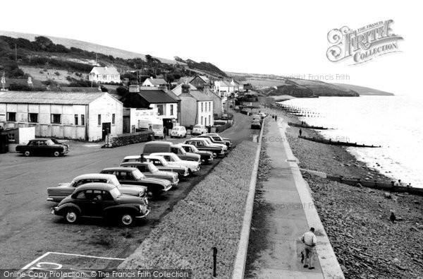 Amroth, West Beach c.1965