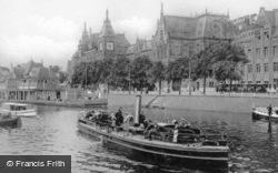 Centraal Station c.1920, Amsterdam