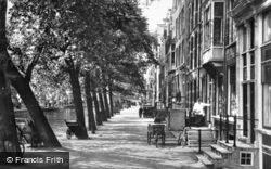 Prinsengracht At Amstel c.1920, Amsterdam