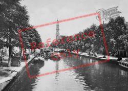 Prinsengracht c.1920, Amsterdam