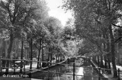 Reguliersgracht From Herengracht c.1920, Amsterdam