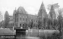 Rijksmuseum c.1920, Amsterdam