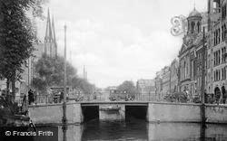 Singel c.1920, Amsterdam