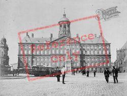 Town Hall c.1895, Amsterdam