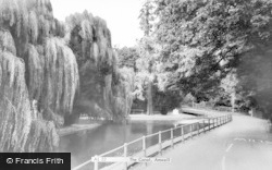 Amwell, The Canal c.1960