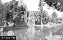 Amwell, The River c.1960
