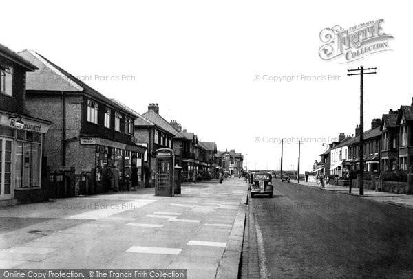 Anchorsholme, Anchorsholme Lane c.1950