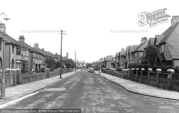 Anchorsholme, Magdalen Road c.1950