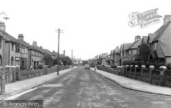 Anchorsholme, Magdalen Road c.1950