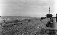 Anchorsholme, The Beach c.1950