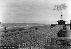 Anchorsholme, The Beach c.1950