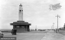 Anchorsholme, The Pumping Station c.1950