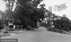 Ancrum, Ancrum Road c.1955